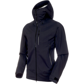 Mammut Kento HS Hooded Jacket Herren black